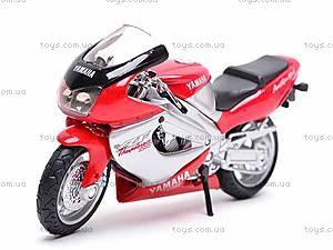 Модель спортивного мотоцикла, 19660PWD-JA