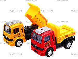 Игрушечная инерционная машина «Стройка», MY66-030, игрушки