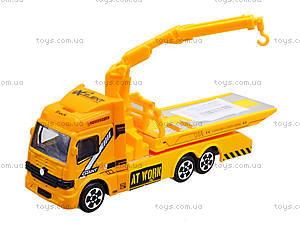 Игровая инерционная машина «Стройка», MY66-031, toys.com.ua