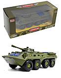 Металлическая модель танка «Автопарк», 6409A, фото
