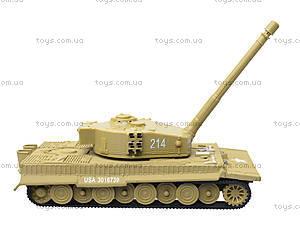 Модель танка «Боевой отряд», 9546, детские игрушки