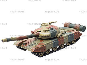 Модель танка «Боевой отряд», 9546, магазин игрушек