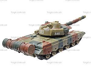 Модель танка «Боевой отряд», 9546, toys
