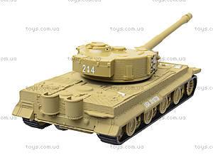 Модель танка «Боевой отряд», 9546, іграшки
