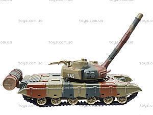 Модель танка «Боевой отряд», 9546, детский