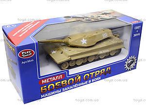 Модель танка «Боевой отряд», 9546, доставка
