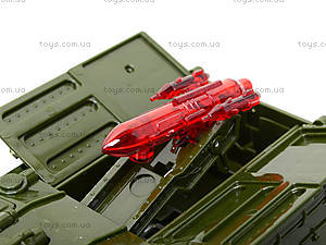 Модель танка «Автопарк» со звуковыми эффектами, 9629A, купить