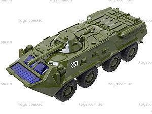 Модель танка «Автопарк» со звуковыми эффектами, 9629A, фото