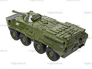 Модель танка «Автопарк» со звуковыми эффектами, 9629A, игрушки