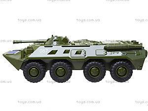 Модель танка «Автопарк» со звуковыми эффектами, 9629A, іграшки