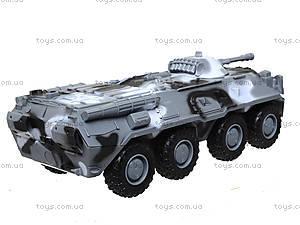 Игрушечная модель танка серии «Автопарк», 9629C, фото