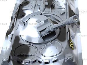 Игрушечная модель танка серии «Автопарк», 9629C, отзывы