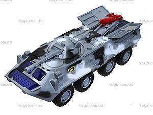 Игрушечная модель танка серии «Автопарк», 9629C, магазин игрушек