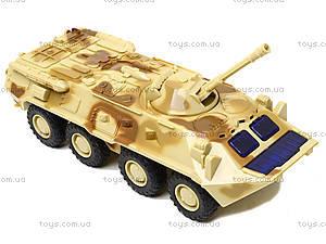 Музыкальная модель танка «Автопарк», 9629D, фото