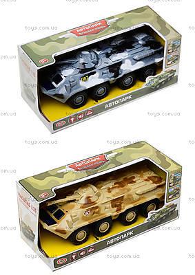 Музыкальная модель танка «Автопарк», 9629D