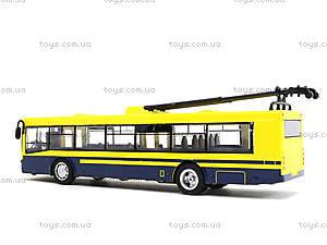 Модель троллейбуса «Автопарк», 6407D, купить
