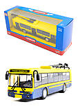 Модель троллейбуса «Автопарк», 6407D