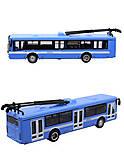 Игрушечная модель троллейбуса «Автопарк», 6547, отзывы