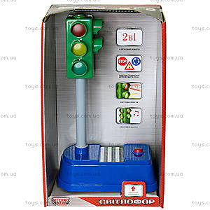 Обучающая игрушка «Веселый светофор», SB-15-01