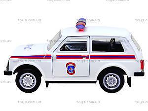 Модель инерционного джипа «Автопарк», 6400A, цена