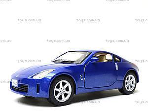 Моделька машины Nissan Fairlady 350Z, KT5061W, детские игрушки