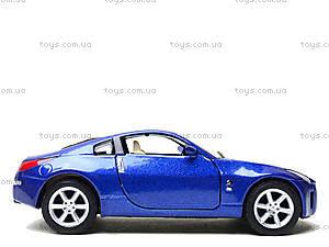 Моделька машины Nissan Fairlady 350Z, KT5061W, магазин игрушек