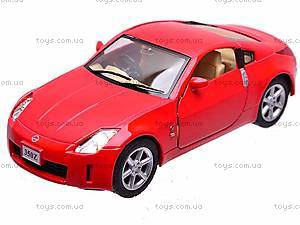 Моделька машины Nissan Fairlady 350Z, KT5061W, купить