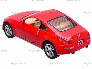 Моделька машины Nissan Fairlady 350Z, KT5061W, отзывы