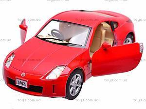 Моделька машины Nissan Fairlady 350Z, KT5061W, цена