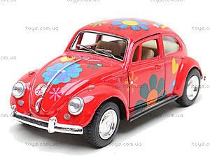 Моделька машины Volkswagen Classical Beetle, KT5057WF, цена