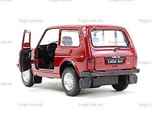 Моделька машины Lada, 42386W, купить