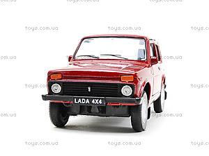 Моделька машины Lada, 42386W, фото