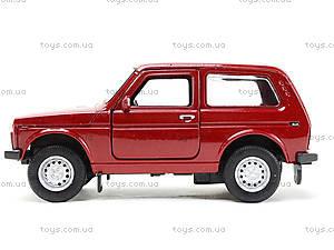 Моделька машины Lada, 42386W, отзывы