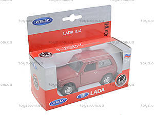 Моделька машины Lada, 42386W, цена