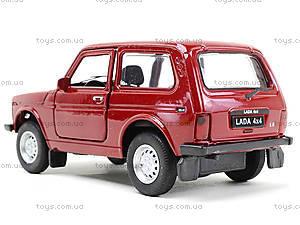 Моделька машины Lada, 42386W, детские игрушки