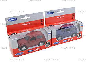 Моделька машины Lada, 42386W, toys.com.ua