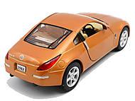 Моделька машины Nissan Fairlady 350Z, KT5061W