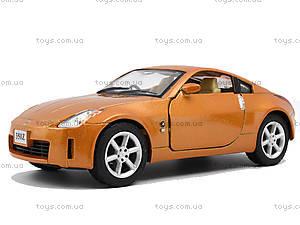 Моделька машины Nissan Fairlady 350Z, KT5061W, доставка