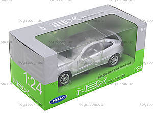 Моделька MB C-Class Sport Coupe, 22425W, фото