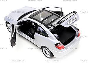 Моделька MB C-Class Sport Coupe, 22425W, игрушки