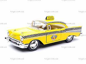 Моделька Такси Chevrolet Bel Air, KT5360W