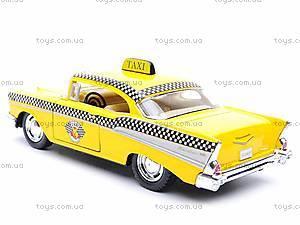 Моделька Такси Chevrolet Bel Air, KT5360W, фото