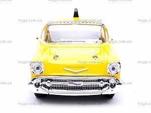 Моделька Такси Chevrolet Bel Air, KT5360W, отзывы