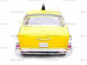 Моделька Такси Chevrolet Bel Air, KT5360W, цена