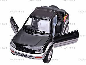 Моделька Тойота RAV 4 Сabriolet, KT5011W