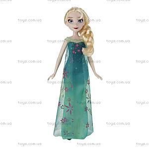 Детская кукла «Холодное сердце» в новом наряде, B5164