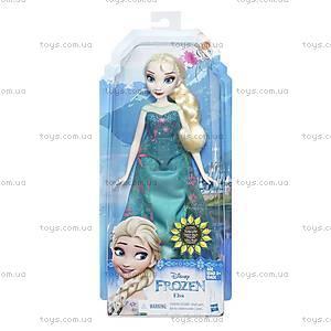 Детская кукла «Холодное сердце» в новом наряде, B5164, фото