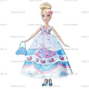Кукла «Принцесса» в платье со сменными юбками, B5312, купить