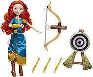 Модная кукла принцесса и ее хобби, 1 кукла с аксессуарами.