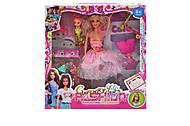 Модная кукла типа Барби, V28-A, купить